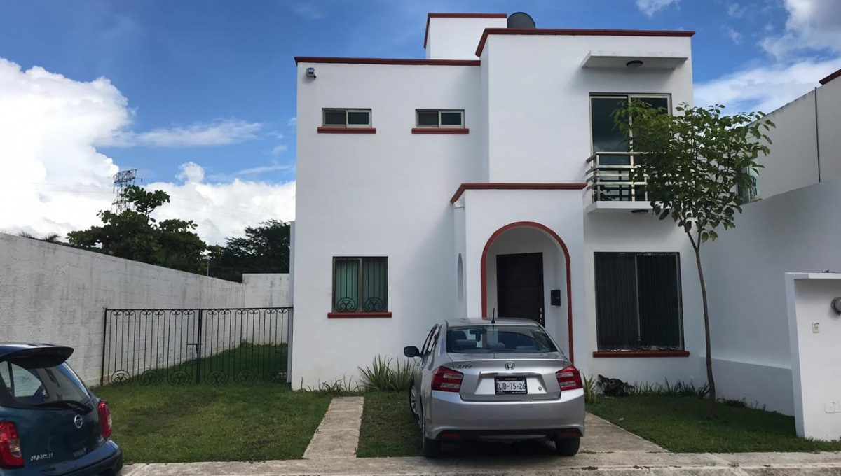 Casa en Renta en Campeche.