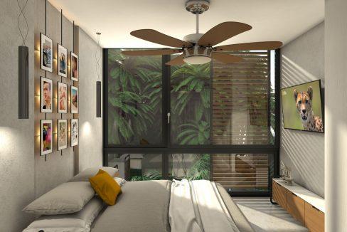 Vista habitación