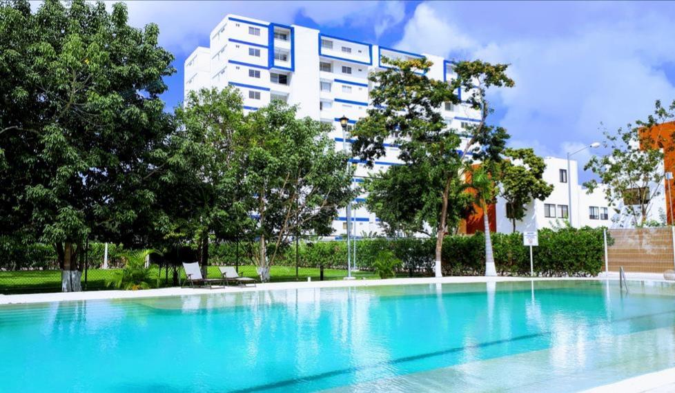 ¡¡Rento Departamento de lujo en Cancún!!