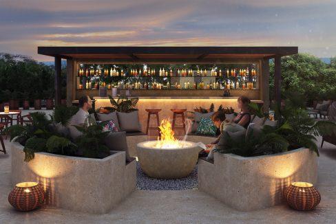 Bar Roof