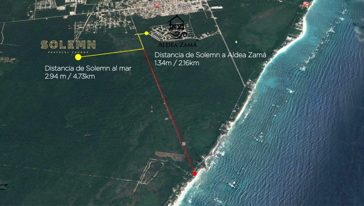 Solemn al mar y Solemn a Aldea Zama