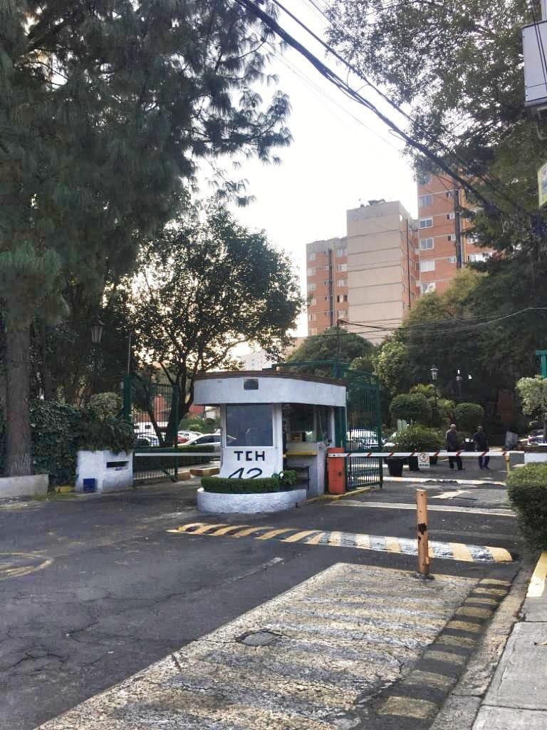 PRECIOSO DEPARTAMENTO EN PRIVADA DE CHIMALISTAC, ALCALDÍA COYOACÁN